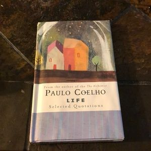 2/$10 Paulo Coelho life quotations